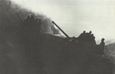 Panzer der russischen 6. Garde-Panzerarmee