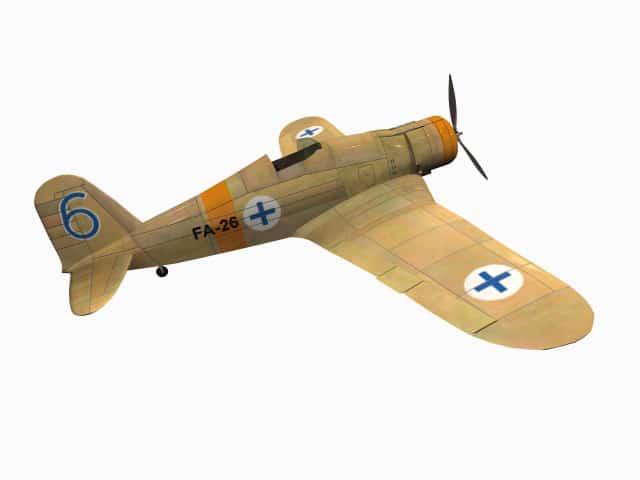 3D-Modell G 50 Freccia