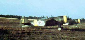 Curtiss Hawk der finnischen Luftwaffe