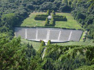 polnische Soldaten-Friedhof bei Monte Cassino