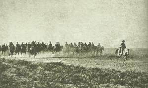 Britische Truppen gegen Kut-el-Amara