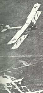zweimotoriger schwerer Bomber Gotha 'Gigant