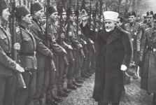Mufti von Jerusalem Mohammed Hadschi Amin Al Husseini
