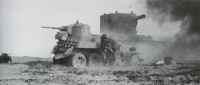 BA-10 und KW-2 zerstören
