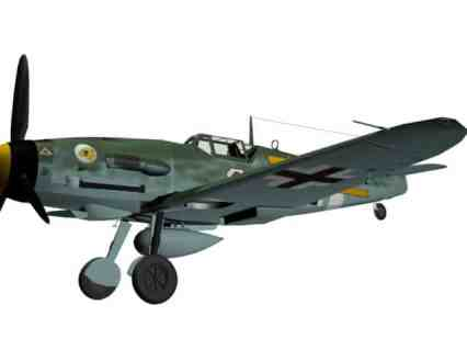 Bf 109 G-2/Trop