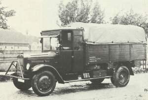 3-Tonnen Mercedes-Benz Typ L3000