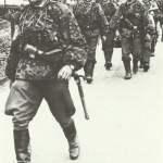 Offizier und Soldaten der LAH