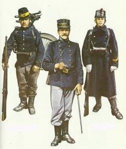 Belgische Armee 1914