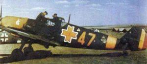 Rumänische Bf 109