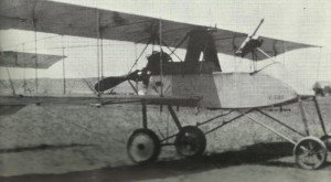 Voisin des Royal Navy Air Service auf Imbros