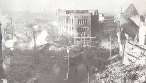 Coventry 36 Stunden nach Luftangriff