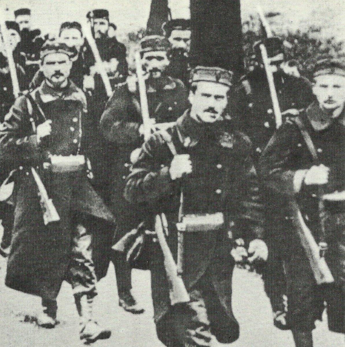 Belgische Armee im Ersten Weltkrieg und die deutsche Invasion von 1914