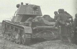 erbeuteter T-26
