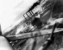 Angriff auf Karftwerk bei Köln