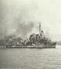 Zerstörer 'Hutchins' (DD-476)