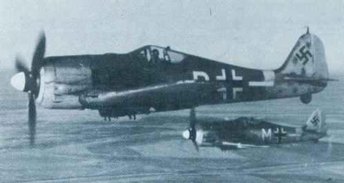 Focke-Wulf Fw 190 G-3 Langstrecken-Jagdbomber