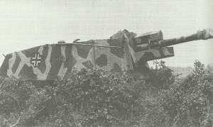 10,5cm leFH18(Sf) auf Geschützwagen 39H(f)
