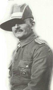 General Paul von Lettow-Vorbeck