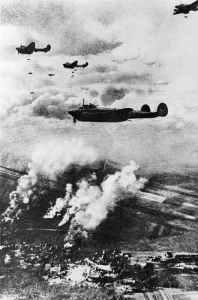 Pe-2 Bomber