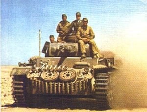 Panzer III DAK