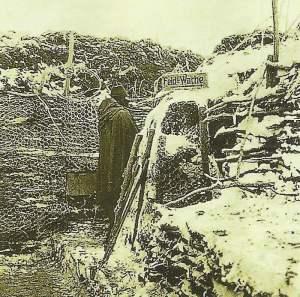Winter Galizien 1915/16