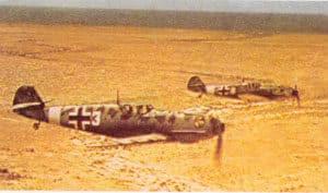 Bf 109 E Jagdflugzeuge