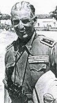 Oberleutnant Janari, Kommandeur des italienischen 2. Spahis-Kavallerie-Regiments