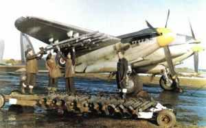 Mosquito FB VI Schiffsbekämpfungs-Flugzeug