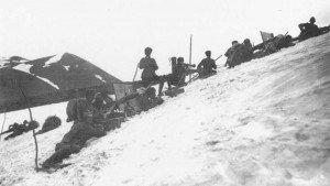 Türkische Gebirgs-Ski-Truppen