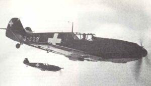 schweizer Bf 109
