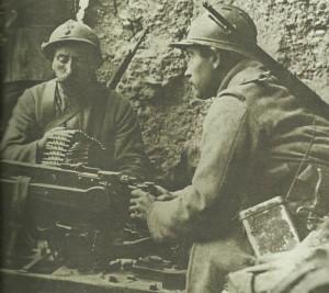 zurückerobertes Fort Douaumont