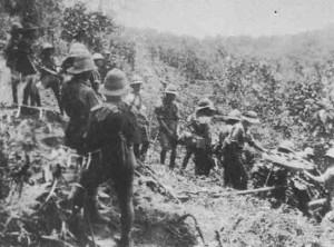 Südafrikanische Berittene Infanterie