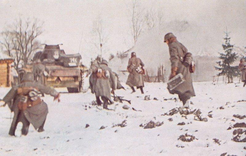 vor Moskau 1941
