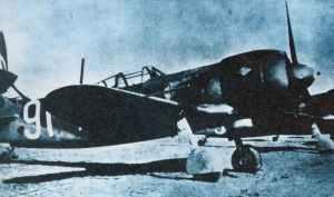 Lawotschkin La-5 Jagdflugzeug