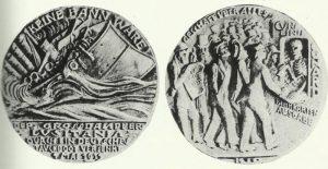 Lusitania-Medaille
