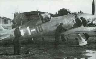 C205V der 1.Gruppe der Sozilistischen Republik Mussolinis.
