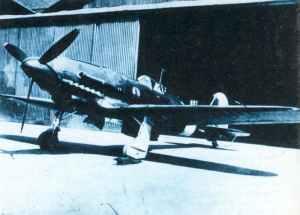 Prototyp der MC.205V Veltro