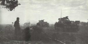 Panzergruppe Kleist Vorstoss auf Belgrad