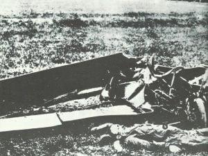abgeschossener US-Pilot