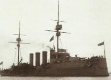 Panzerkreuzer 'HMS Black Prince'