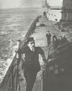 Admiral Sir John Jellicoe