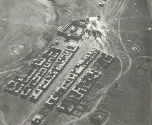 Luftangriff auf Wüstenfort