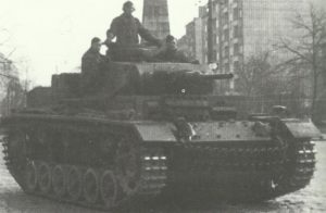 PzKpfw III Ausf. H in Sofia
