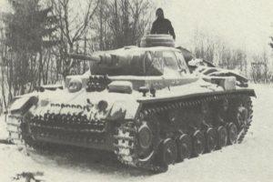 PzKpfw III J mit 5-cm-KwK L/42 in Russland