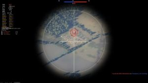 Bombenzielgerät War Thunder