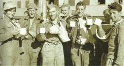 Evakuiete Briten aus Kreta