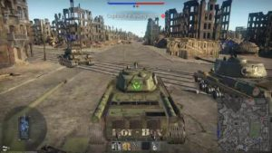 T-44-122 in War Thunder