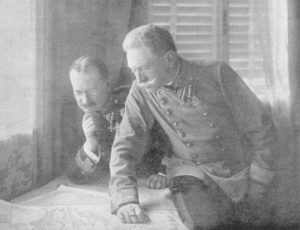 Feldmarschall Conrad von Hötzendorf