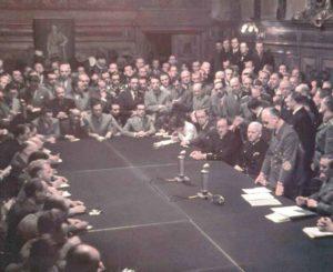 Ribbentrop verkündet Russland-Krieg