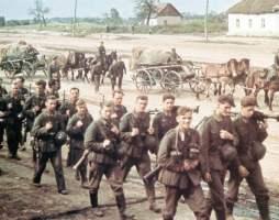 Wehrmacht Kriegsgliederung Unternehmen Barbarossa
